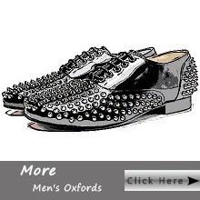 Men's Oxfords