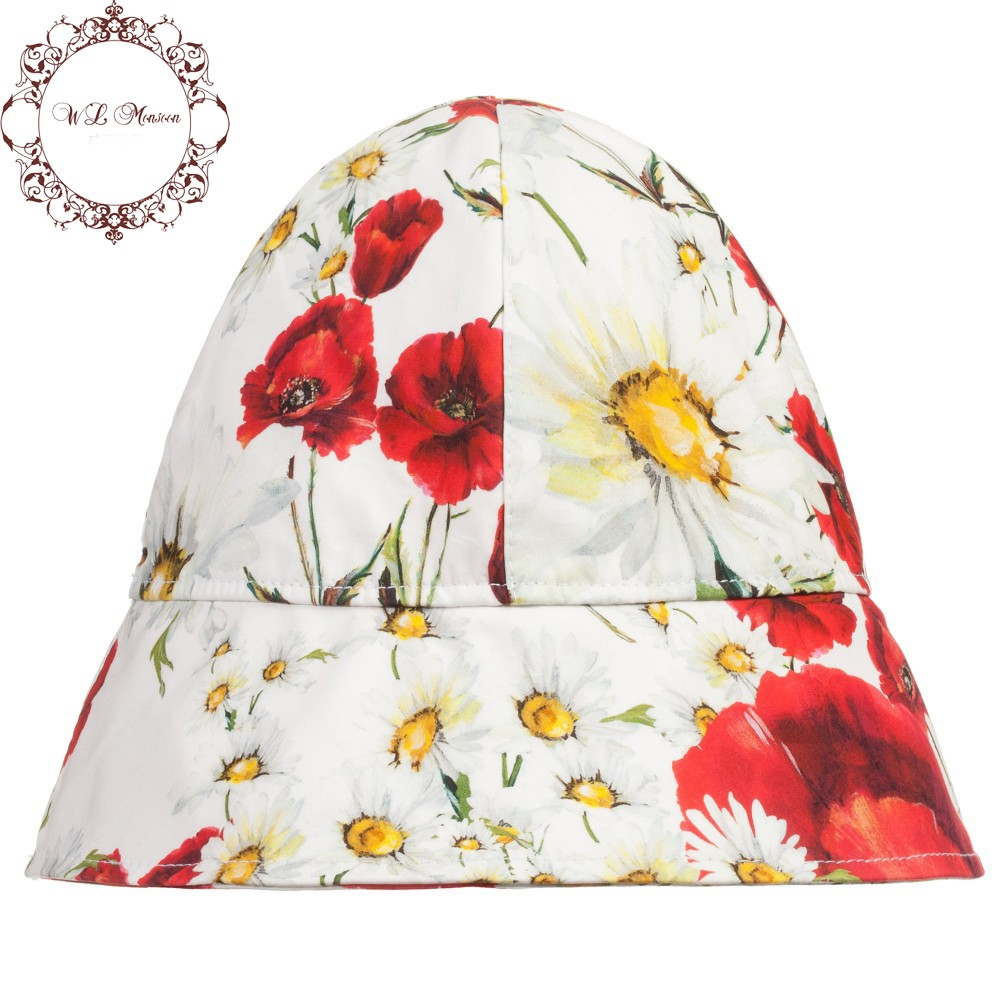 Summer-Bucket-Hats-2016-Brand-Girls-Fisherman-Hat-Poppy-Flower-Baby-Sun-Hat-Bucket-Cap-Girls