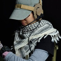 New High Quality Z TACTICAL BOWMAN EVO III TACTICAL HEADSET Set (Z-029-TAN) free shipping