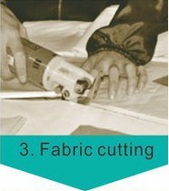 3fabric cutting