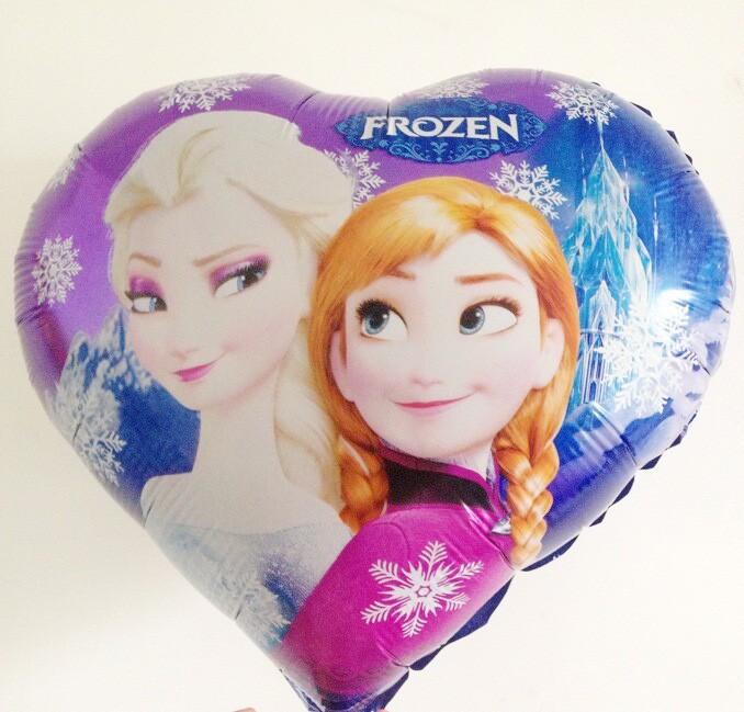 frozen balloon