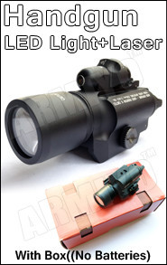 400 flashlight Laser