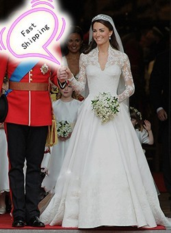 2015-Elegant-Wedding-Dresses-Long-Sleeve-With-Appliques-Chapel-Train-Taffeta-Plus-Size-Princess-Kate-vestidos_conew2