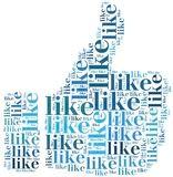 word-cloud-social-media-related-shape-thumb-up-like-symbol-38905021