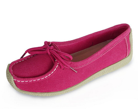 Women-Flats-New-2014-Women-Genuine-Leather-Shoes-Fashion-Women-Shoes-Slip-On-Woman-Loafer-Wholesale