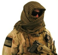 Disguise Scarfs Shemaugh Turban headscarf Army Arab Scarf SAS Shemagh Yashmagh Arafat BlackHawk Tactical cravat Fashion Scarves