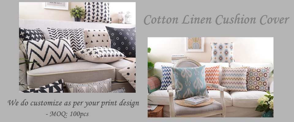 BANNER - Cotton Linen CC