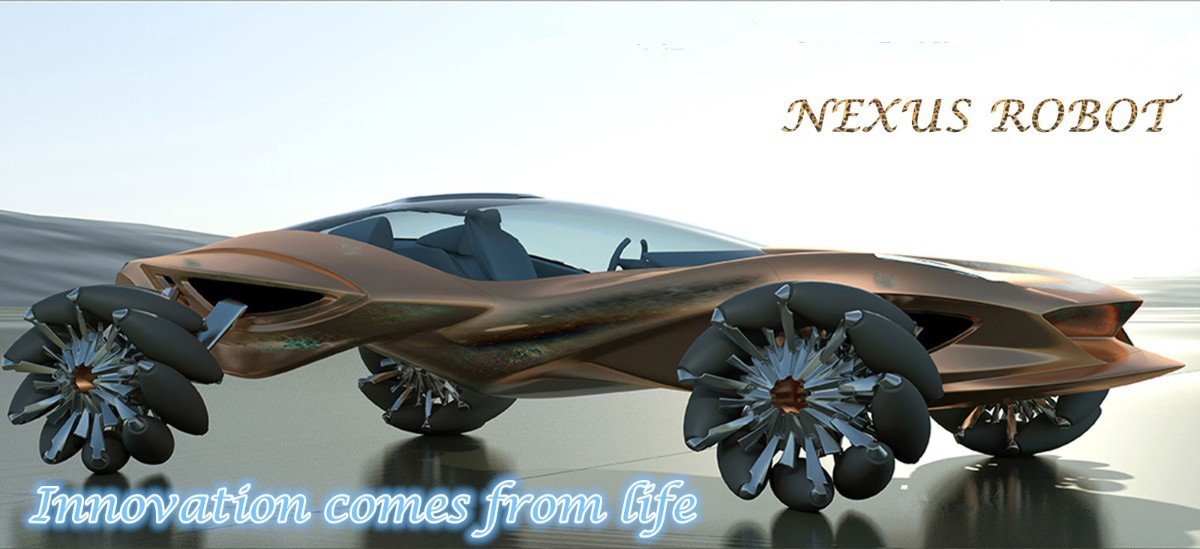 mecanum wheel car