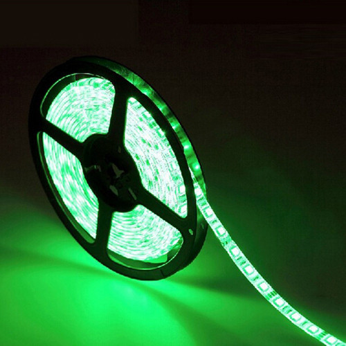 2014-Newest-5M-Green-Waterproof-3528-LED-Strip-Light-300-SMD-Flexible-Car-Lamp-Free-Shipping