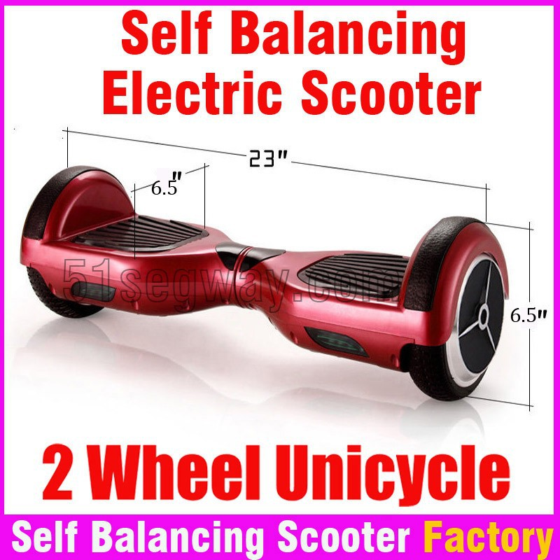 Self Balancing Scooter5