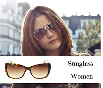 women sunglass