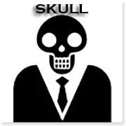 geek skull