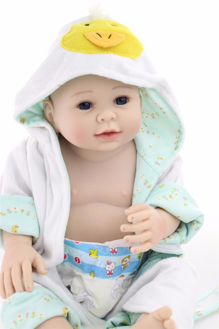 full silicone reborn doll