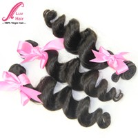 virgin loose wave hair
