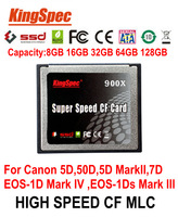 900X Compact Flash CF Memory Card 8GB 16GB 32GB 64GB 128GB Flash Drive For Canon 5D,50D,5D MarkII,EOS-1D Mark IV,EOS-1Ds Mark 7D