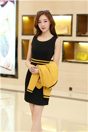 women long dress suit  (17)