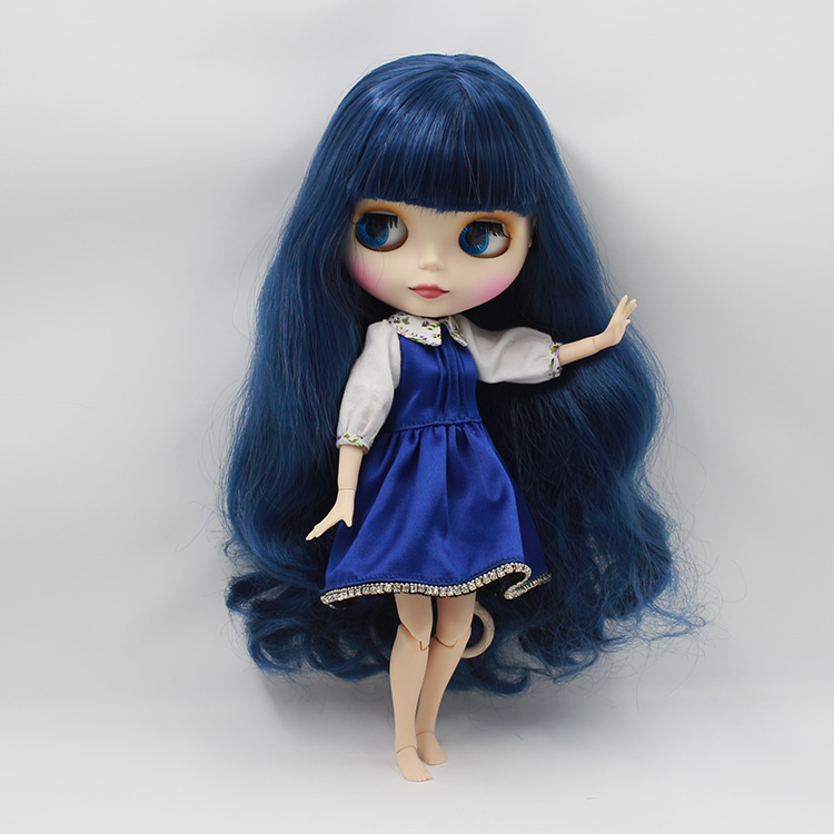 Neo Blythe Nude Doll With Joint Body...