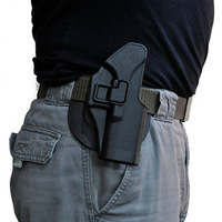 Free shipping Tactical Military Glock 17 SERPA CQC Holster Right Waist Paddle Belt Holsters Glock