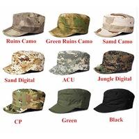 Military Hats for MenTactical Gear Army Hats USMC Patrol Hunting Cap Adjustable Baseball Hat snapback caps