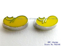 Christmas gift Free Shipping New Style 10pcs mouse shoes Floating Locket Charm FC792 Fit Living Memory Floating Lockets