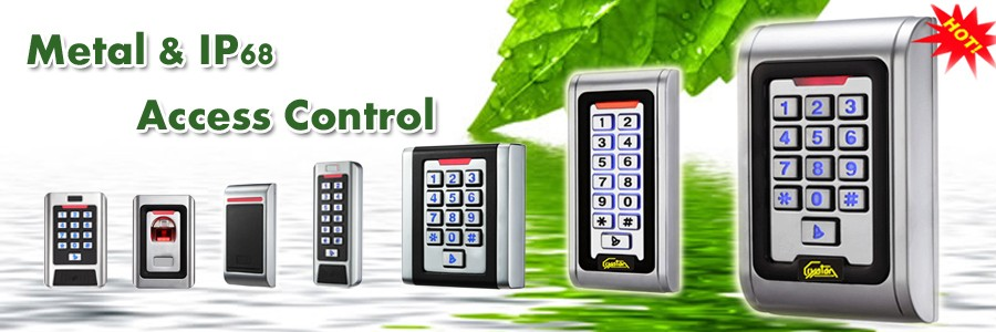 Metal Access Control