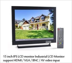 meta professional 15inch cctv monitor