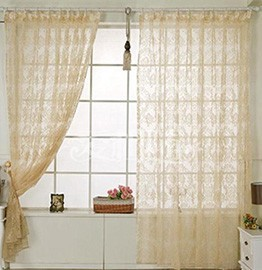 Fashion-flock-printing-voile-curtain-shalian-screening-curtains-all-match-free-shipping