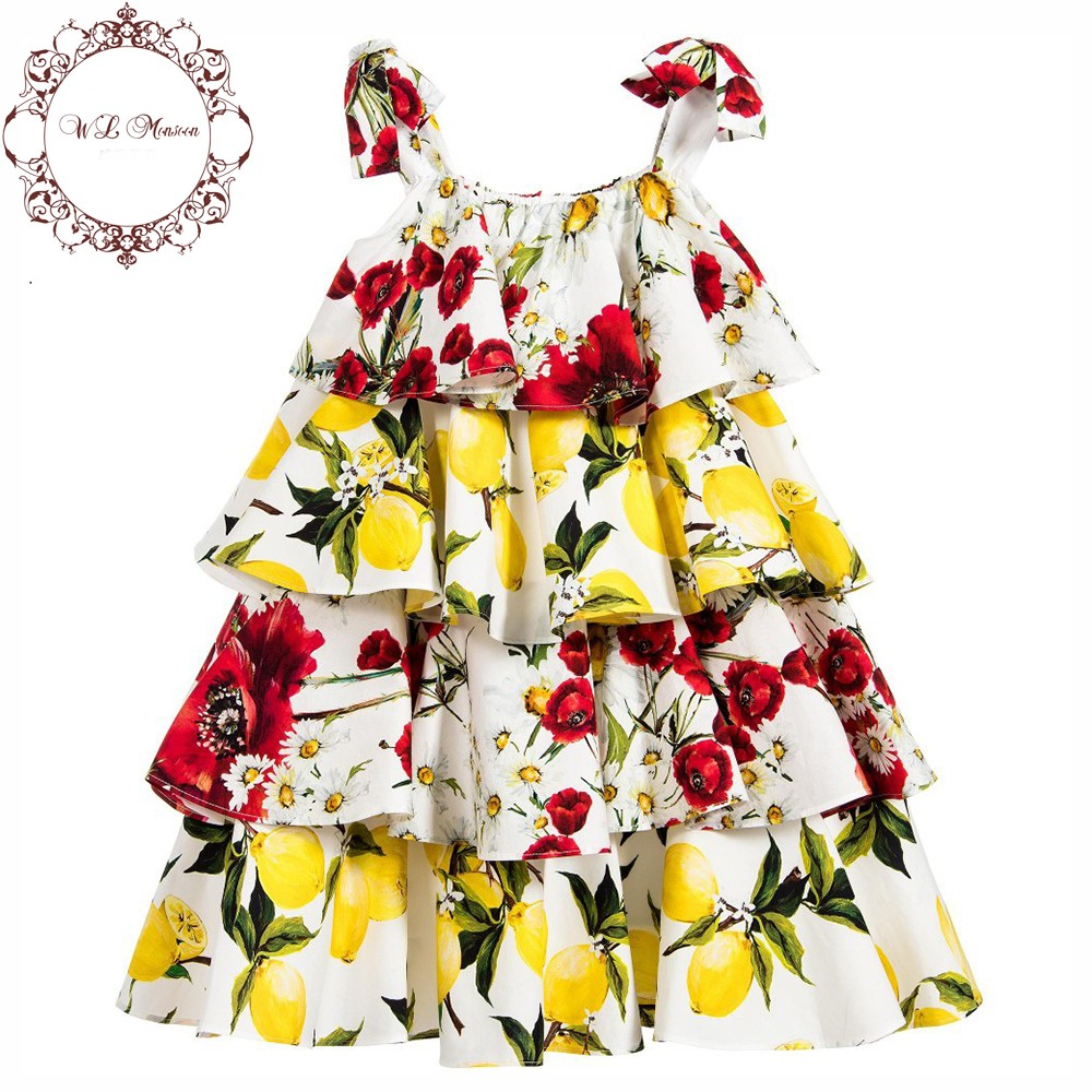 Girl-Dress-Summer-2016-Floral-Print-Kids-Dresses-for-Girls-Clothes-Robe-Fille-Enfant-Brand-Cotton