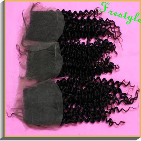 Kinky curly closures (3)