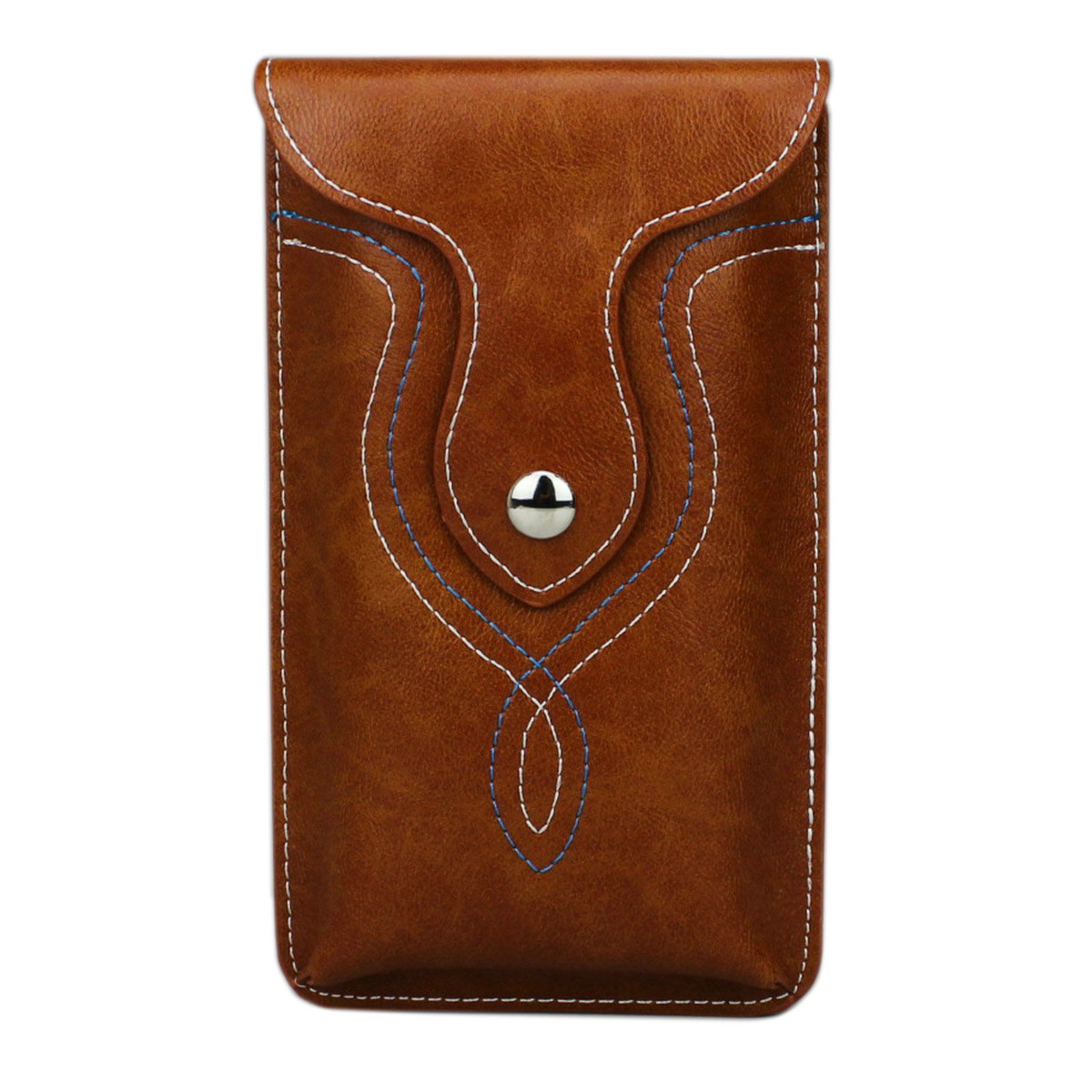 Leather Case Holster for iphone 6 6s Plus