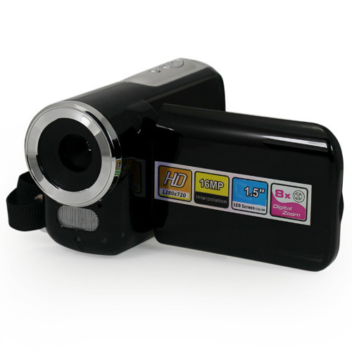 Free-Shipping-Black-HD-1280-720-16-MP-Mini-Portable-Digital-Video-Camera-DV-Camcorder-16MP
