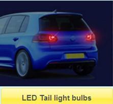 LED Tail light bulbs