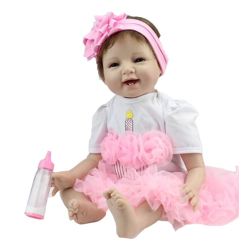 Silicone Baby Reborn Dolls