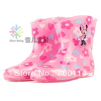 Worldwide Free shipping Child rain boots child rainboots crystal rainboots water shoes rain boots rain shoes