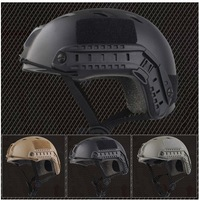 2015 New Arrive Hot Durable 3 Color Tactical EMERSON FAST base jump helmet BJ economical version cycling helmets