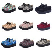 XWK009-New-2014-Brand-Vintage-Platform-Women-Flat-Shoe-Flat-Creepers-Free-Shipping-Spring-Summer-Autumn