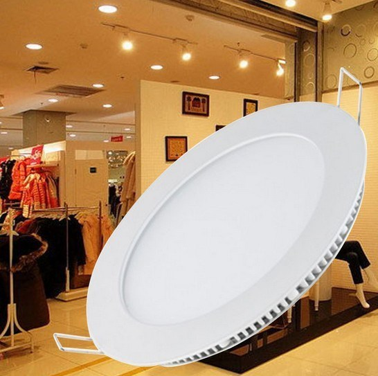 6W led panel dimmable