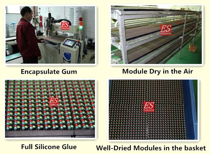 Modules Ecapuslate process
