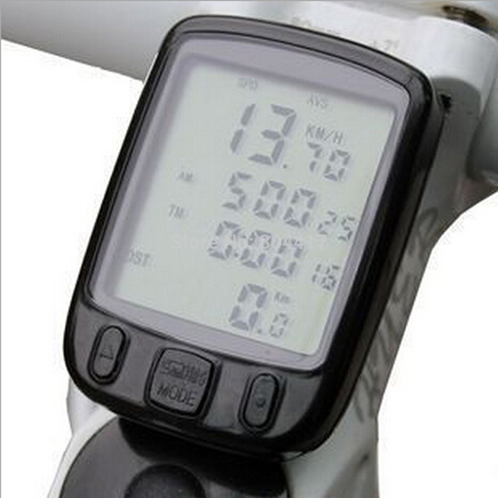 2015-Hot-Sale-LED-Display-Cycling-Bicycle-Bike-Computer-Odometer-Speedometer-Multi-Functions-Wholesale-Free-Shipping