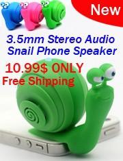 Snail Speaker