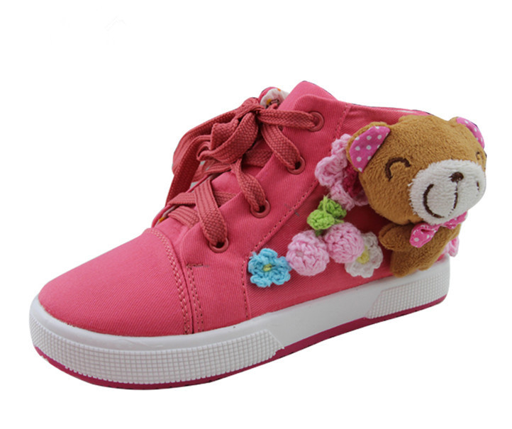 New-2014-Sping-Autumn-Girls-Canvas-Shoes-Kid-Soft-Shoes-Children-Sneakers-Girls-Skateboarding-Shoes-Cartoon