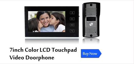 7inch video intercom
