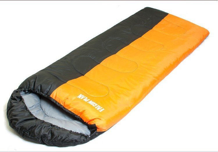 Products-sell-like-hot-cakes-adult-sleeping-bags-outdoor-camping-envelope-sleeping-bag-in-the-fall