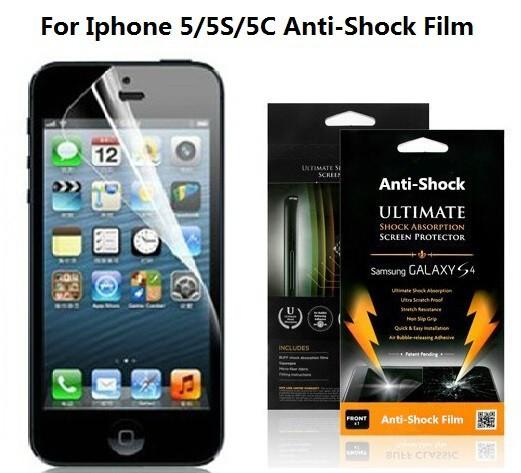 Iphone 5s anti-shock Screen protector