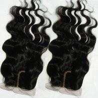 J part body wave silk base
