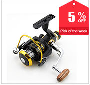 FREE SHIPPING LURE DAIWA FISHING REELS 9+1BB tnr 300/400 5.1:1