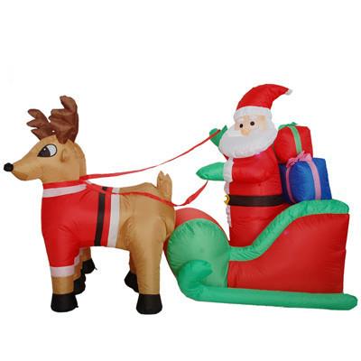 christmas sled 400x400