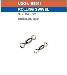 UGO-L-BS011 ROLLING swivel