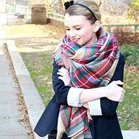 warm winter scarf 300