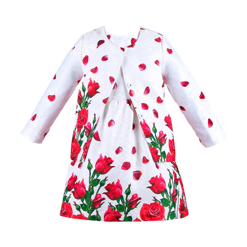 Milan-Creations-Girls-Clothing-Sets-2016-Spring-Girls-Sets-Children-Clothing-Rose-Flower-Pattern-Girls-Clothes